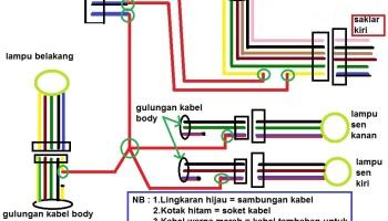 Aripitstop trik pasang saklar lampu jupiter z1 tips pasang saklar lampu untuk motor barupart 2 diagram rangkaian kabel swarovskicordoba Choice Image