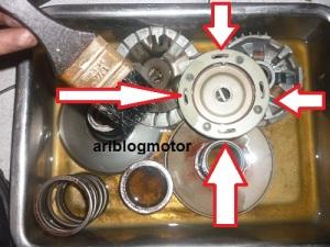 starter clutch