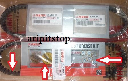 v-belt kit (2)