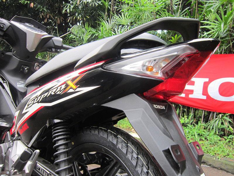 Galeri Foto Honda Supra X 125 Fi, Lebih Responsif Dan Irit