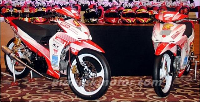 Honda Blade ART
