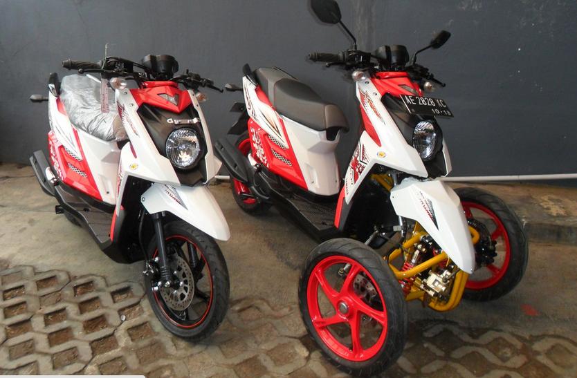 X Ride Juga Beroda Tiga Nich Wujudnya Karya Wong Solo Aripitstop