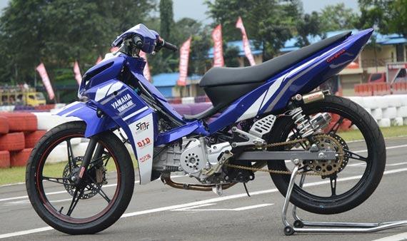 Confirmed Yamaha Dijadwalkan Akan Rilis Team Balap 11 Maret Spek Jupiter Z1 Masih Sama Dengan Tahun Lalu P Abidin Yimm Aripitstop