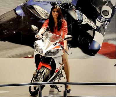 Yamaha R15 2010
