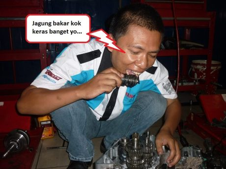 makan gearbox