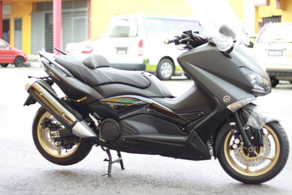 Yamaha Tmax Dijual