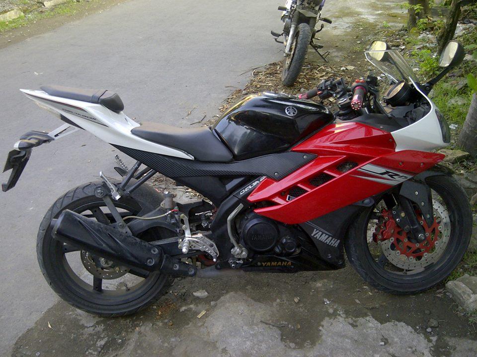 Power Asli Yamaha R