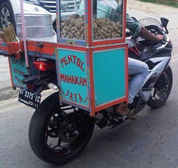 Galeri Motor Sport Buat Jualan Sayur Cilok Siomay Dan Ngangkut