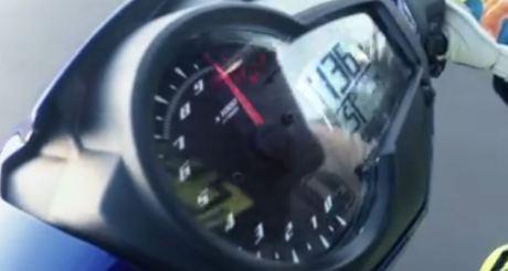 exciter top speed