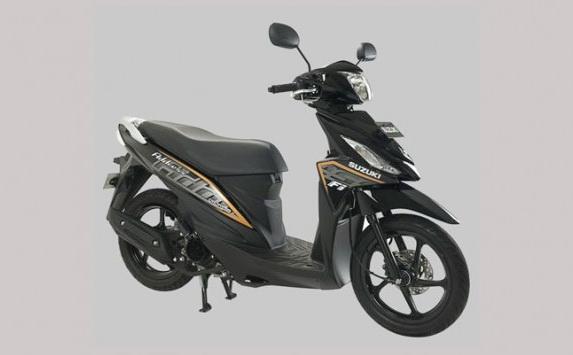 Dealer Motor Suzuki Solo Baru