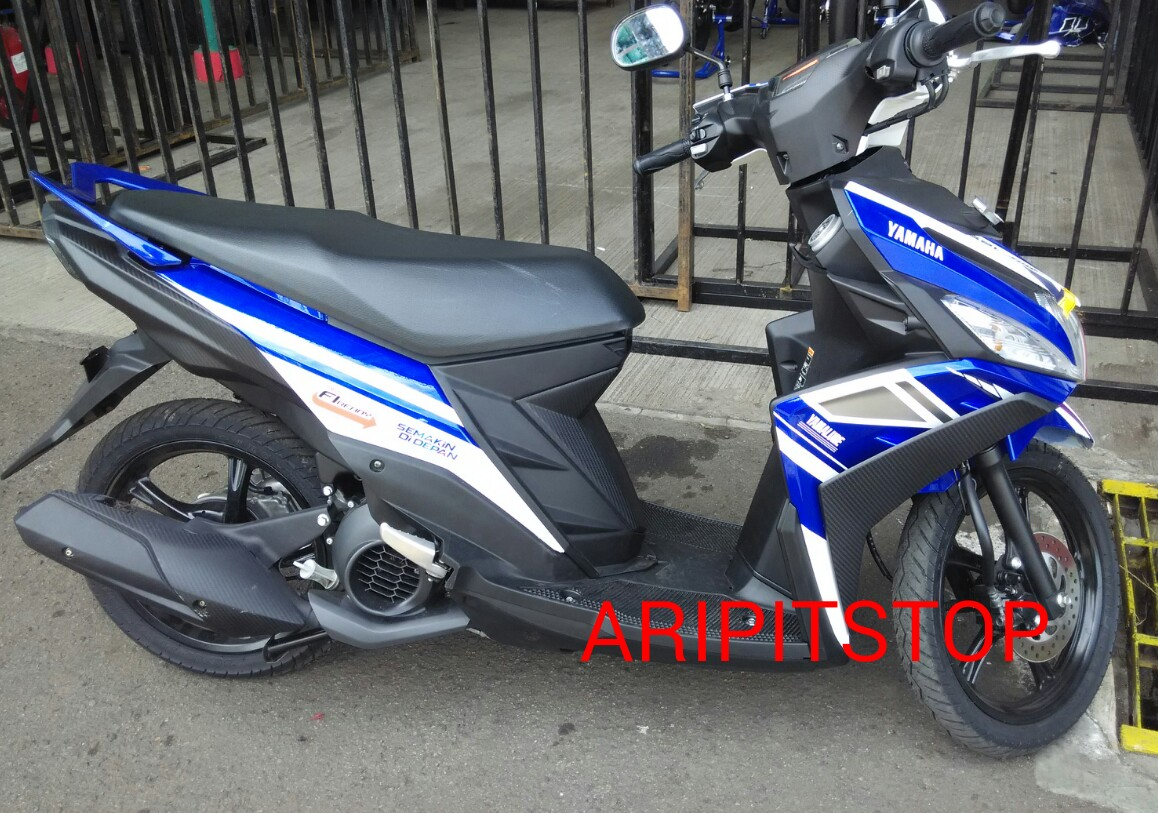 Mega Galeri Mio M3 125 Livery Moto Gp Kenapa Yamaha Sekarang Jual