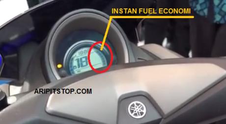 instan fuel economi