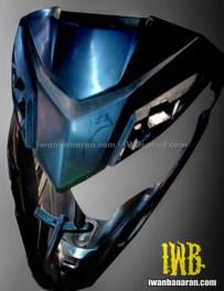 cover headlamp k56