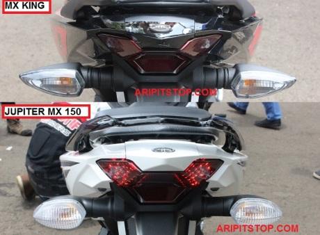MX KING VS JUPITER MX 150 (1)