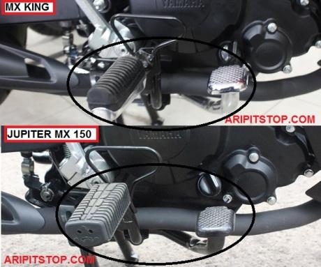 MX KING VS JUPITER MX 150 (2)