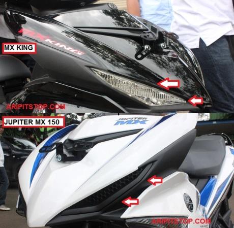 MX KING VS JUPITER MX 150 (6)