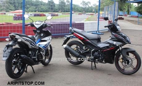 MX KING VS JUPITER MX 150
