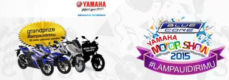 yamaha motor show