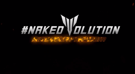yamaha naked volution