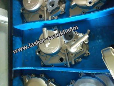 Bak kopling New Satria Sport radiator 1