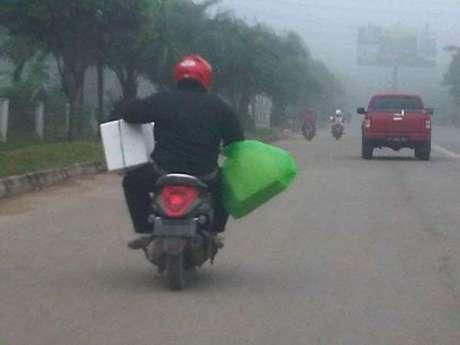 biker paling hot