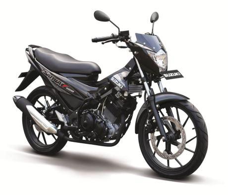 New Suzuki Satria FU150 S (2)