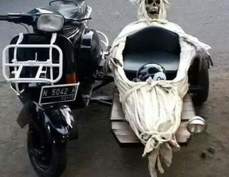 Motor kematian