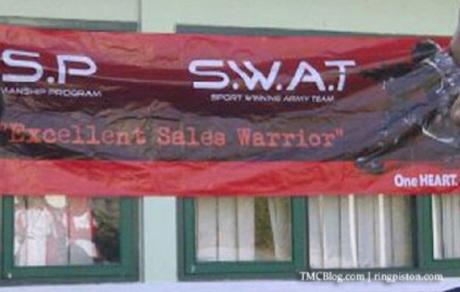SWAT honda