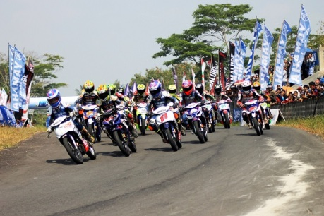Yamaha Cup Race (3)