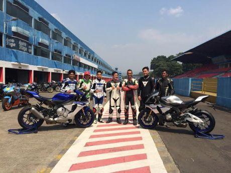 Yamaha Track Day R Series (2)