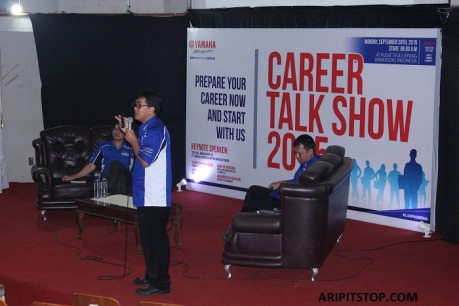 YAMAHA CAREER TALK SHOW 2015 (1)