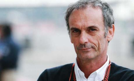 Franco Uncini selaku Directur Keamanan pertandingan MotoGP