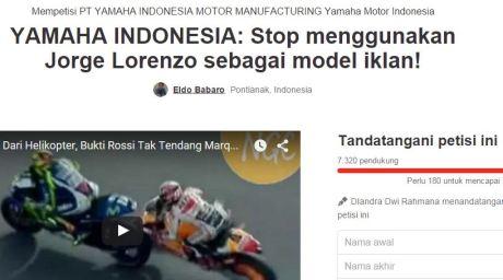 petisi lorenzo