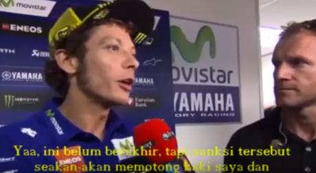 wawancara rossi