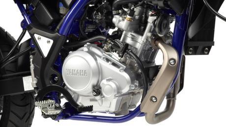 WR125X