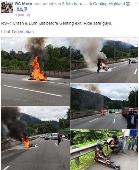 rsv4 crash