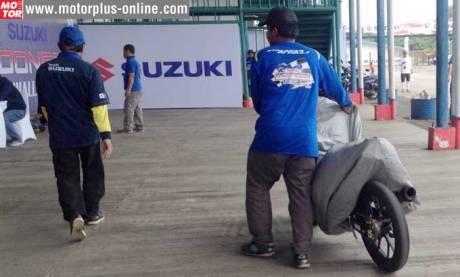 Suzuki Satria injeksi
