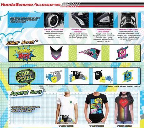 accesories beat pop