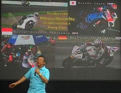 MINORU MORIMOTO