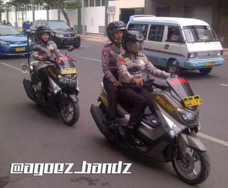 nmax patroli