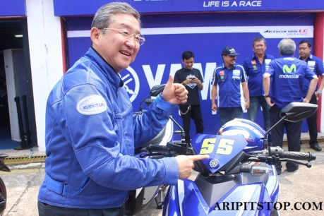 Pit Shirt Movistar Yamaha MotoGP 2016 (6)