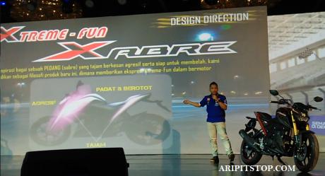 Product Knowledge Yamaha Xabre (1)