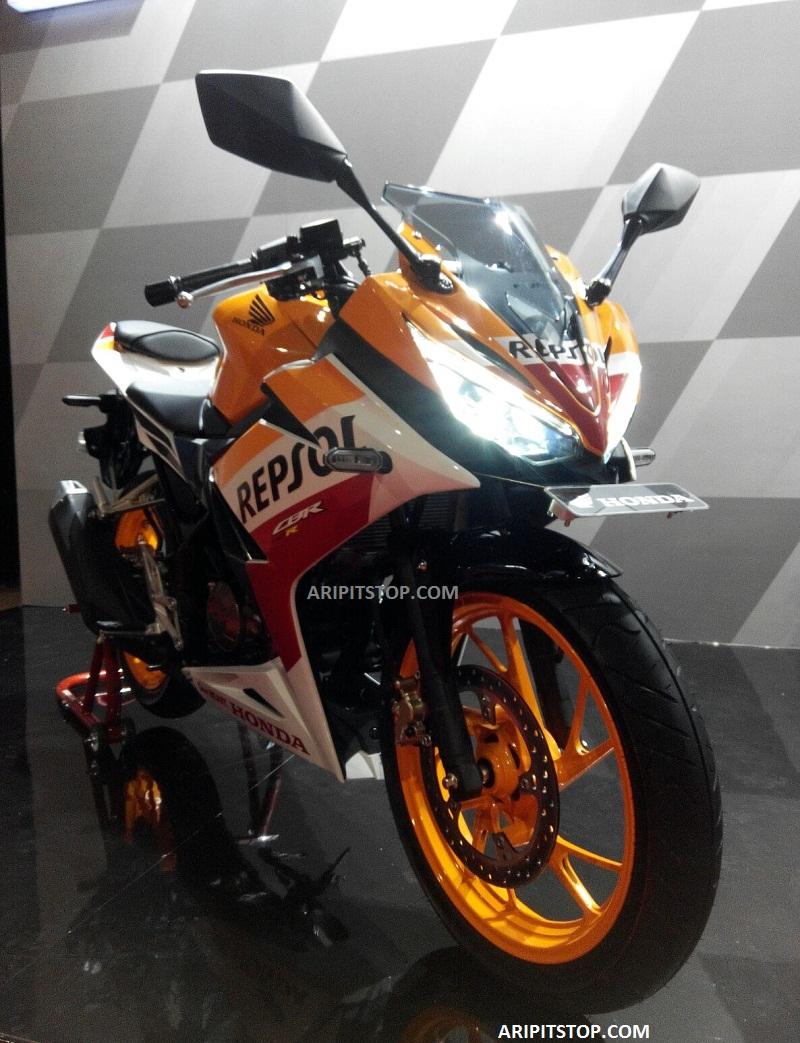 Aripitstop All New Cbr 150r Racing Red Salatiga Aripitstopall Cbr150r 2all 3all 1