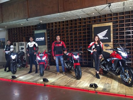 big bike honda 2016