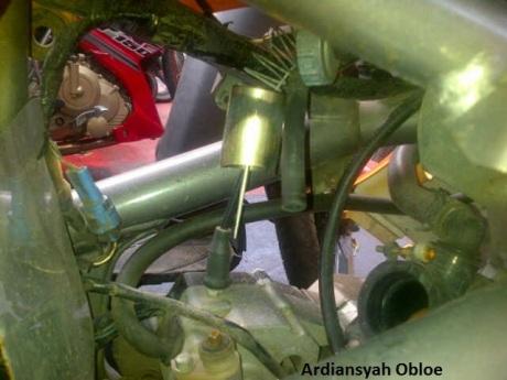 karburator ilang di polres