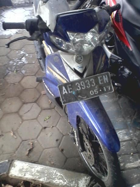 MOTOR PARKIR HINGGA 2 TAHUN