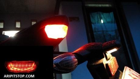 nyala lampu yamaha xabre (5)