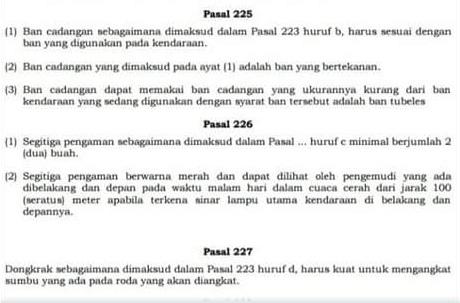 pasal 225