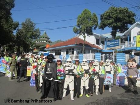 Ada Star Wars Gelar Operasi Simpatik di Temanggung Jawa Tengah (2)