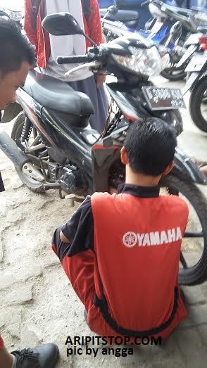 bantu motor lain